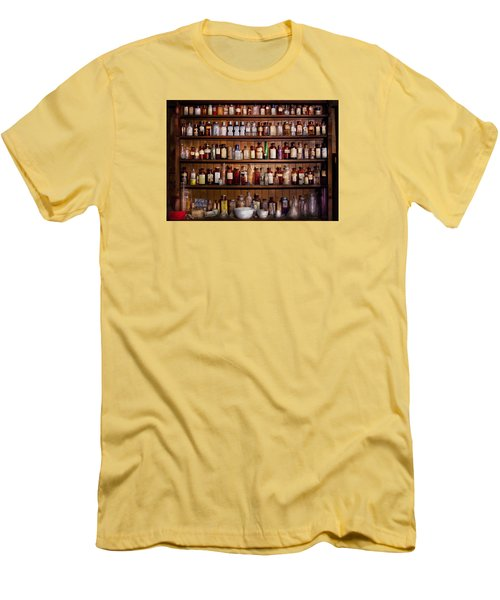 Pharmacy - Pharma-palooza  Men's T-Shirt (Slim Fit) by Mike Savad
