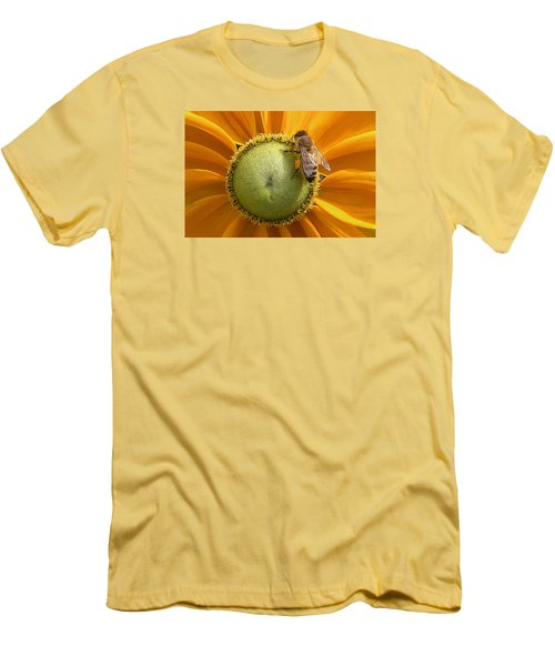 Pollen Time Men's T-Shirt (Slim Fit) by Brian Chase