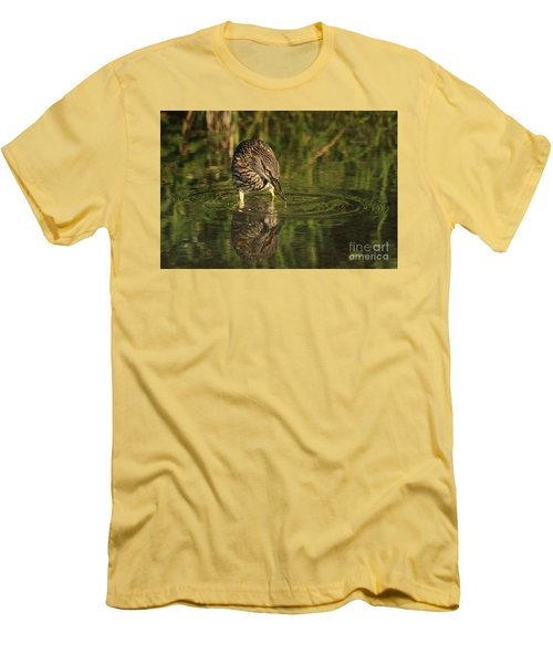 Men's T-Shirt (Slim Fit) featuring the photograph Quench by Heather King