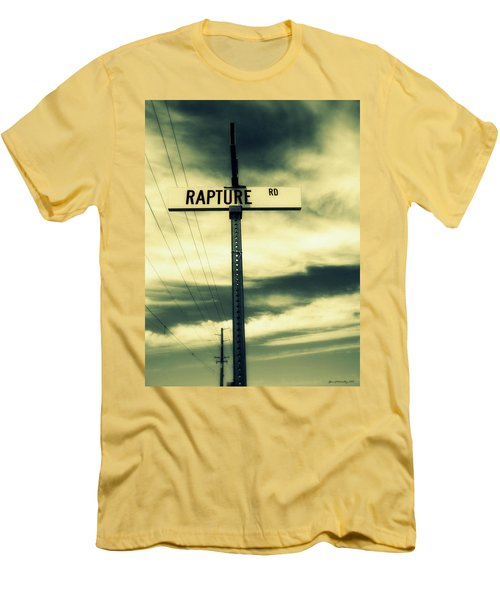 Rapture Road Men's T-Shirt (Athletic Fit)