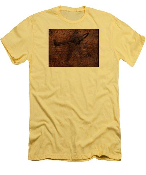 Revealing The Secret Men's T-Shirt (Athletic Fit)
