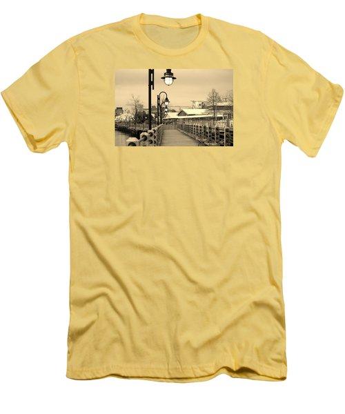 Riverfront Men's T-Shirt (Athletic Fit)