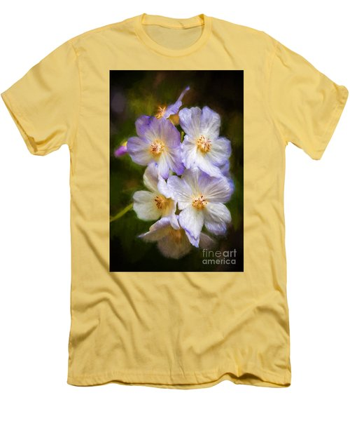 Rosa Canina Men's T-Shirt (Athletic Fit)