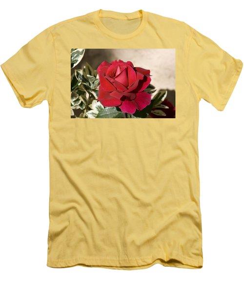 Rose 5 Men's T-Shirt (Athletic Fit)