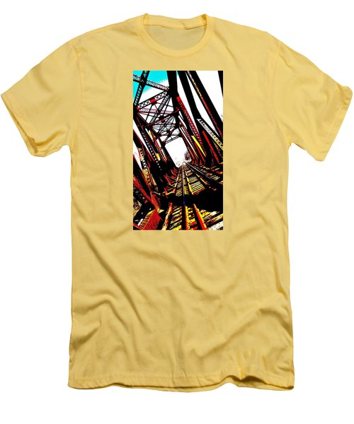 Rxr Bridge Polarized Men's T-Shirt (Athletic Fit)