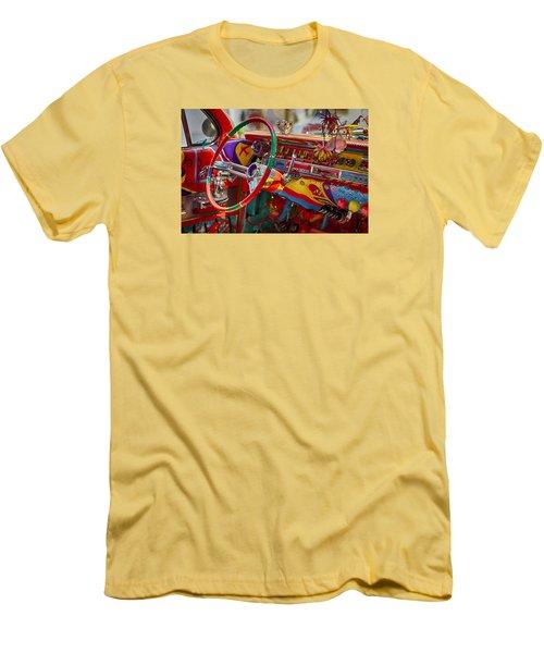 Scharfs Bomb Cadi Ultima Suprema Deluxa Interior Graffiti Men's T-Shirt (Athletic Fit)