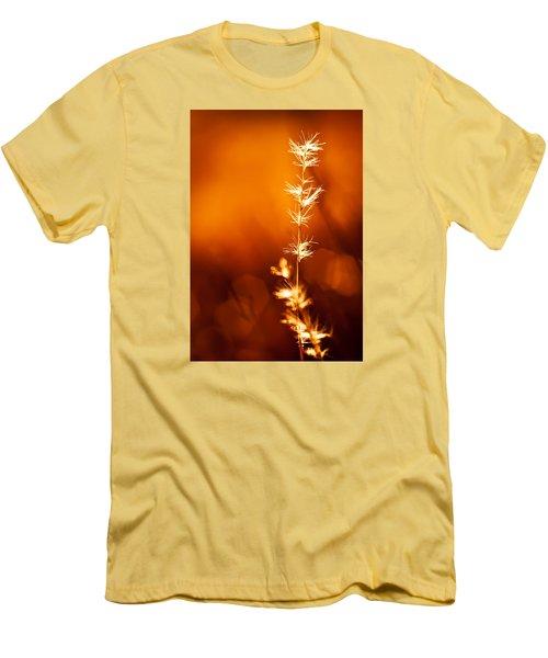 Serene Men's T-Shirt (Slim Fit) by Darryl Dalton