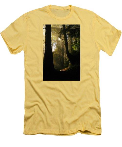 Shadow Dreams Men's T-Shirt (Slim Fit) by Jeff Swan