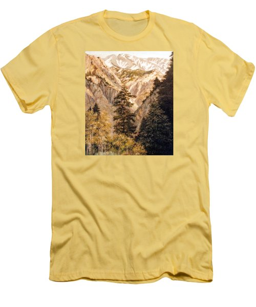 Shirley Temple Mine Men's T-Shirt (Athletic Fit)
