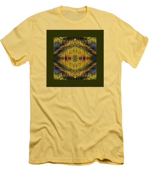 Men's T-Shirt (Slim Fit) featuring the photograph Son Of Africa by I'ina Van Lawick
