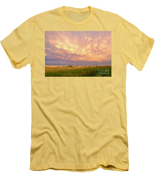 Southeastern New Mexico Men's T-Shirt (Athletic Fit)