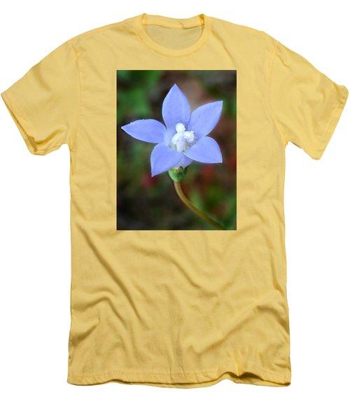 Wild Southern Rockbell  Men's T-Shirt (Slim Fit)