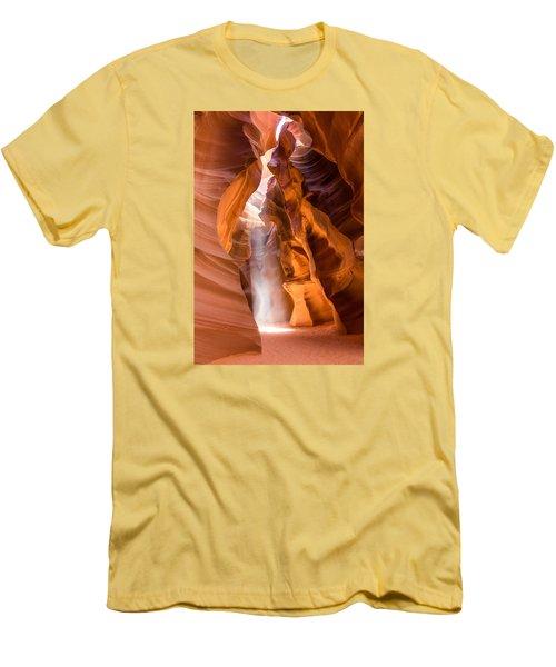 Spirit Walker Men's T-Shirt (Slim Fit) by Tassanee Angiolillo