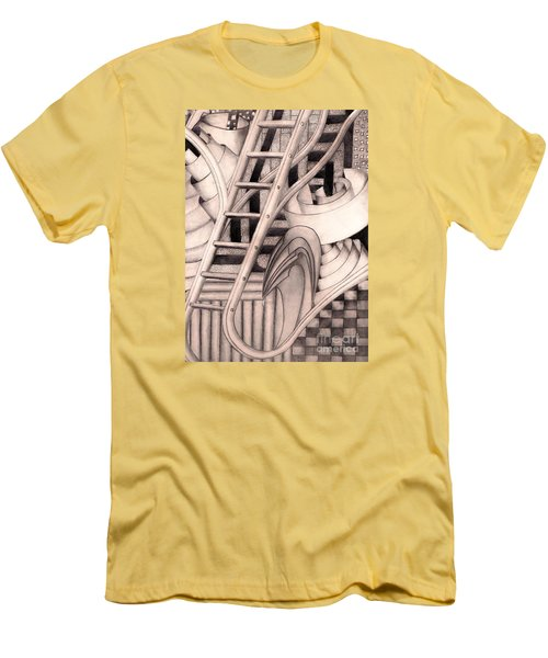 Stairway To.... Men's T-Shirt (Athletic Fit)
