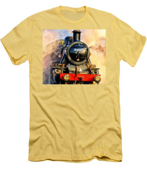 Steam Power Men's T-Shirt (Athletic Fit)