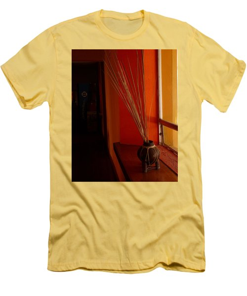 Men's T-Shirt (Slim Fit) featuring the photograph Still Life In Baja by Alan Socolik