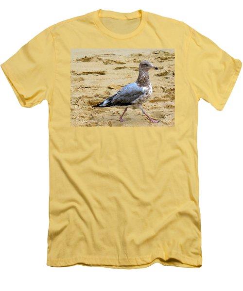 Strutting Men's T-Shirt (Athletic Fit)