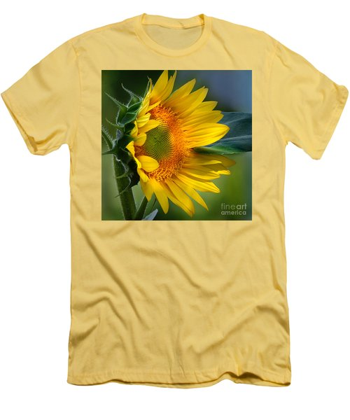Summer Bonnet Men's T-Shirt (Slim Fit) by Nava Thompson