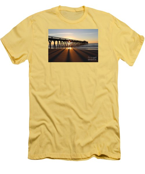 Sunrise Myrtle Beach State Park Men's T-Shirt (Athletic Fit)
