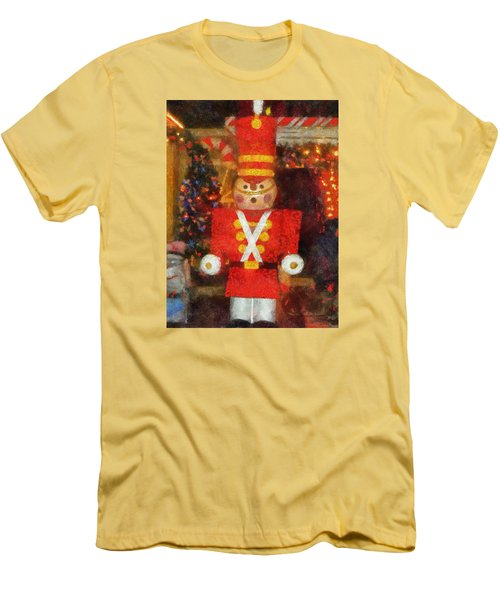 Surrender Walt Disney World Men's T-Shirt (Slim Fit) by Thomas Woolworth