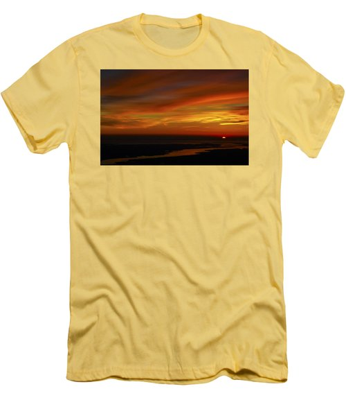 Rappahannock Sunrise II Men's T-Shirt (Athletic Fit)