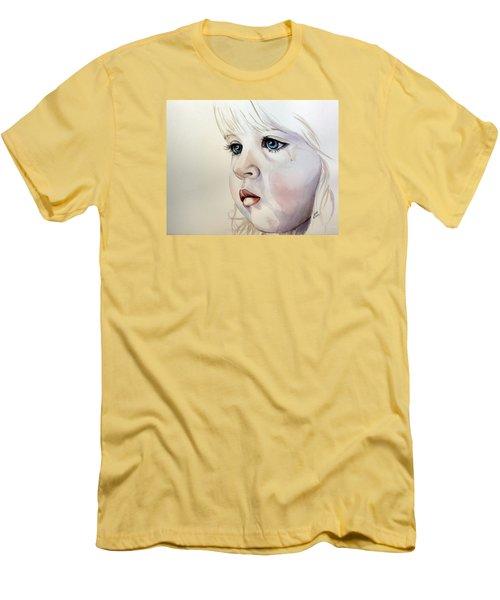 Tear Stains Men's T-Shirt (Athletic Fit)