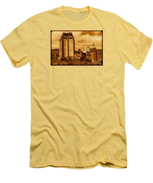 Temple Of Vesta Men's T-Shirt (Athletic Fit)