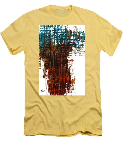 The Divine In Us 265.111011 Men's T-Shirt (Slim Fit) by Kris Haas
