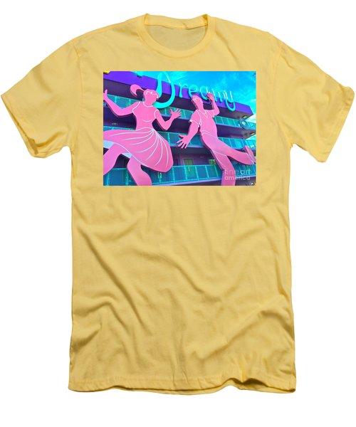 The Dream Team Men's T-Shirt (Athletic Fit)