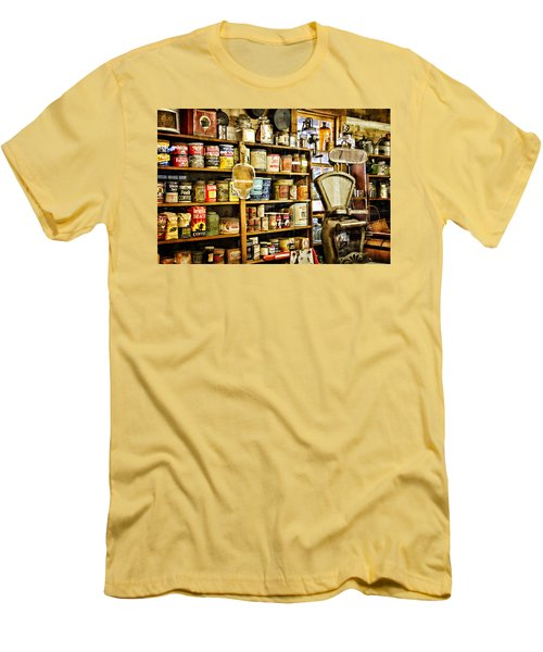 The General Store Men's T-Shirt (Slim Fit)
