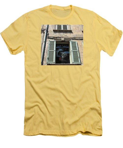 The Gucci Window Men's T-Shirt (Athletic Fit)