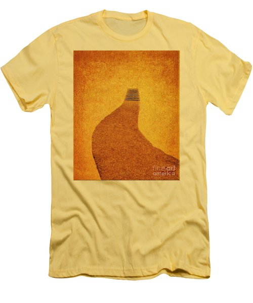 Pathway Wall Art The Journey Men's T-Shirt (Athletic Fit)
