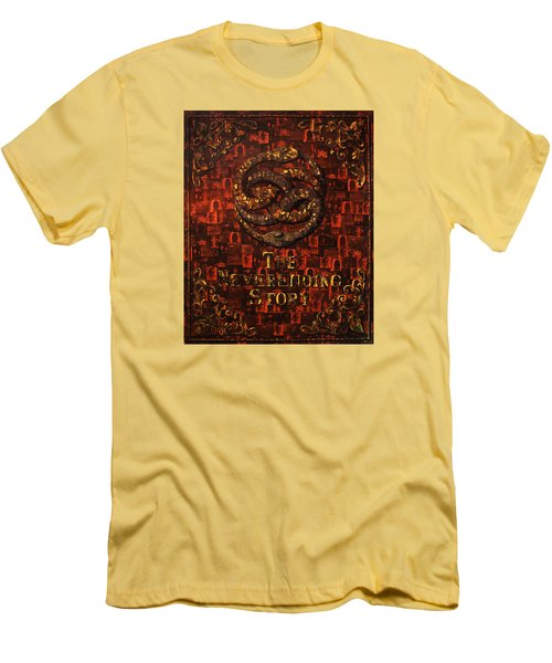The Neverending Story Men's T-Shirt (Athletic Fit)