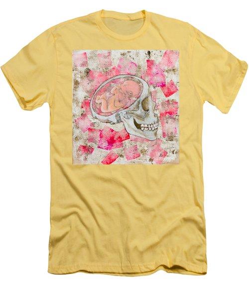 The Origin Of War Men's T-Shirt (Slim Fit)