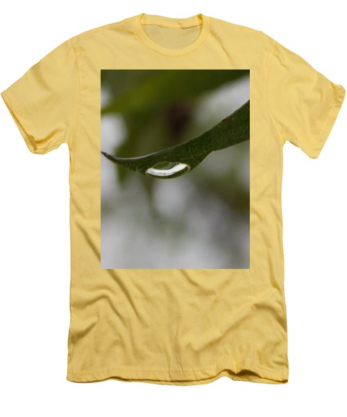 Men's T-Shirt (Slim Fit) featuring the photograph Perception by John Glass