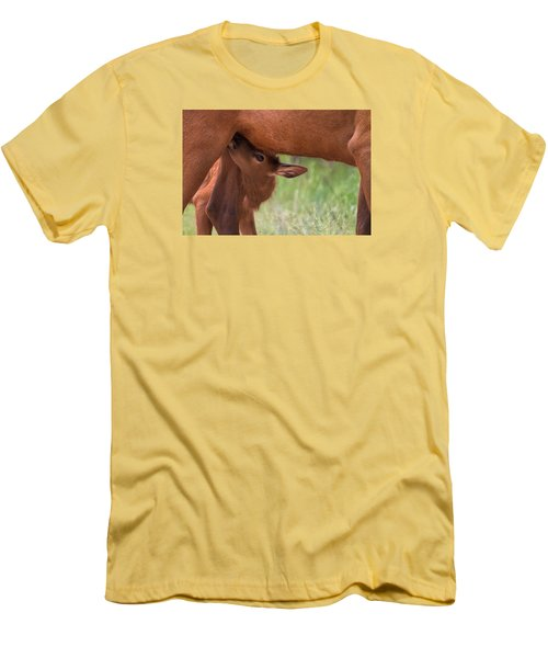 The Right Stuff Men's T-Shirt (Slim Fit) by Jim Garrison