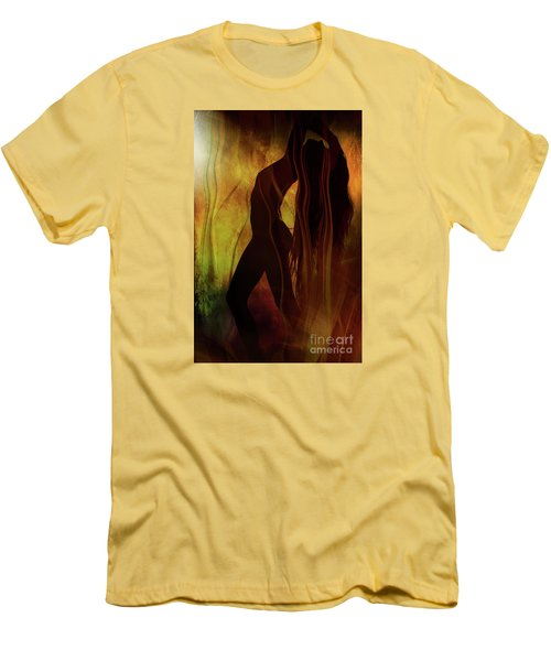 The Witches Dance... Men's T-Shirt (Slim Fit) by Nina Stavlund