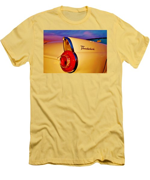 Thunderbird Men's T-Shirt (Slim Fit) by Daniel Thompson