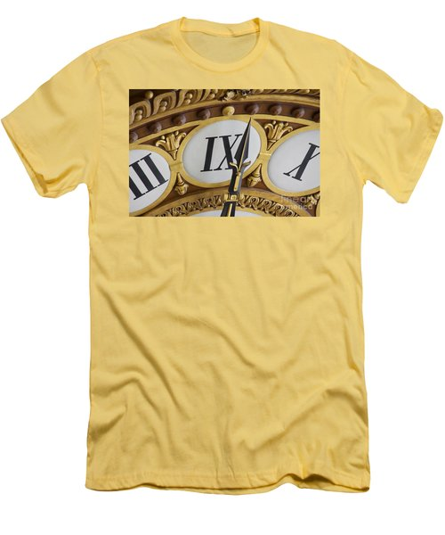 Time Goes By... Men's T-Shirt (Athletic Fit)
