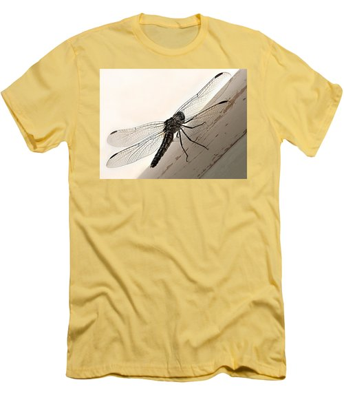 Tiny Magnificence  Men's T-Shirt (Slim Fit) by Micki Findlay