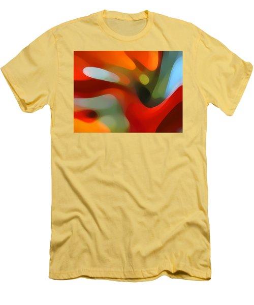 Tree Light 4 Men's T-Shirt (Athletic Fit)
