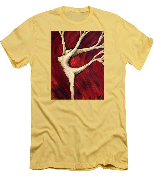 Tree Spirit Men's T-Shirt (Athletic Fit)
