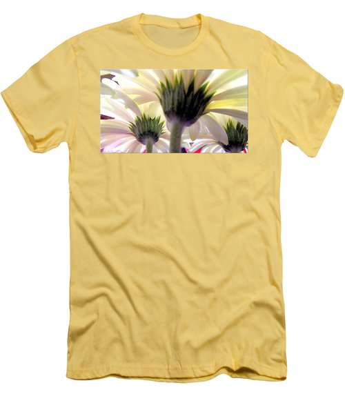 Tribute To Daisies Men's T-Shirt (Athletic Fit)