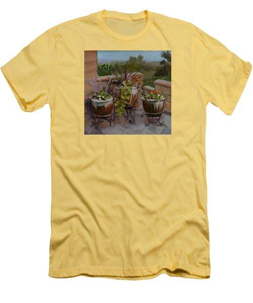 Trio Men's T-Shirt (Athletic Fit)