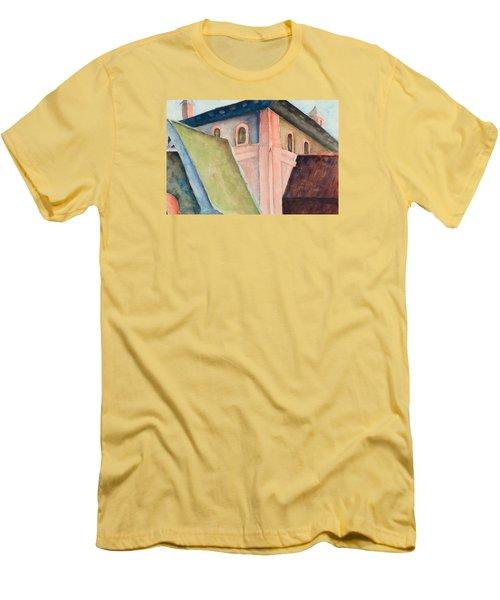 Upper Level Men's T-Shirt (Athletic Fit)