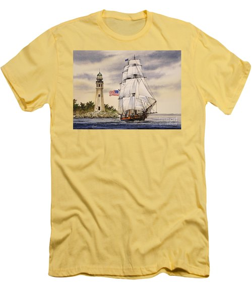 Uss Niagara Men's T-Shirt (Athletic Fit)