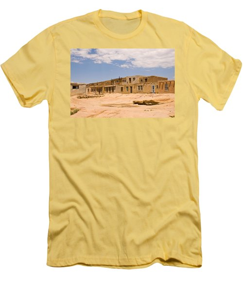 View From The Square Men's T-Shirt (Athletic Fit)