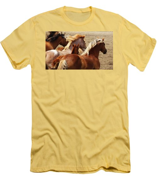 Wind Spirits Men's T-Shirt (Athletic Fit)