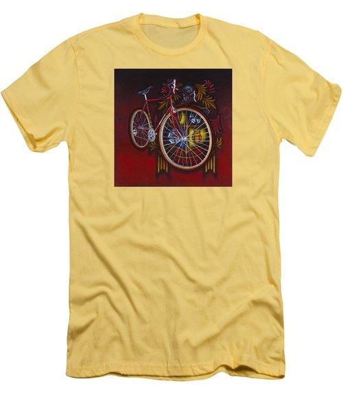 Woodrup Team 75 Men's T-Shirt (Slim Fit) by Mark Jones