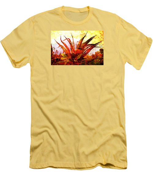 Maguey Men's T-Shirt (Slim Fit) by J- J- Espinoza